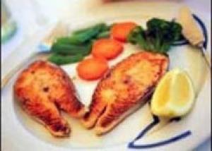 Употребление рыбы в пищу предотвращает развитие экземы
