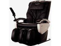 Массажные кресла с медицинской точки зрения