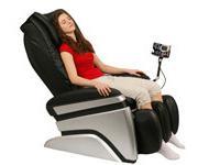 Массажное кресло: Кресло, которое поднимает жизненный тонус