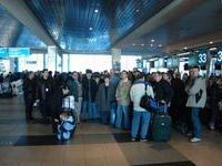 В аэропорту Рио-де-Жанейро задержан турист в трусах