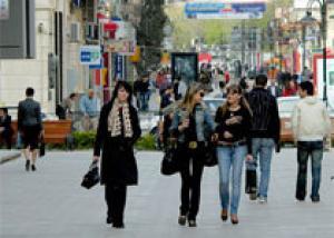 Население России в 2009 году сократилось почти на 225 тысяч человек