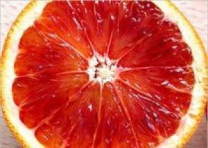 Красные апельсины и помидоры - секрет здоровья