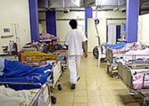 Израильские больницы перегружены