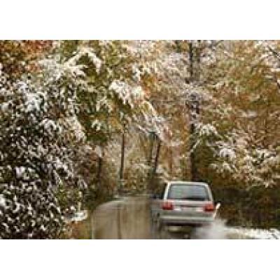 Снегопады обрушились на Адриатическое побережье Италии