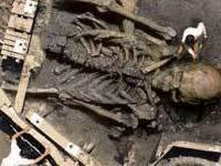 В Индии обнаружены скелеты двенадцатиметровых людей