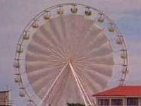 В Рио-де Жанейро появилось гигантское колесо обозрения