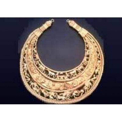 Золото было показателем социального статуса в Америке еще 4000 лет назад