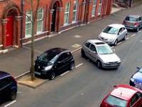 Самая неудачная параллельная парковка в мире