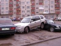 Во дворах вместо газонов создадут парковки