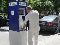 Первые платные парковки в центре Питера появятся в 2014-2015 годах