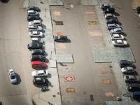 У «Сибирского молла» появилась уютная парковка