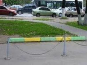 В Москве активисты провели рейд по местам незаконных парковок