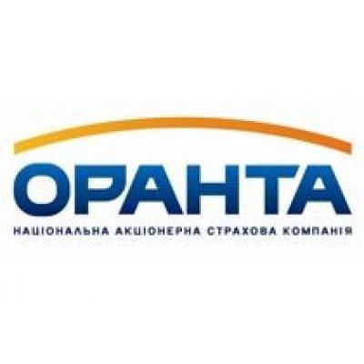 НАСК «Оранта» выплатила 8,6 миллионов гривен за первую половину августа