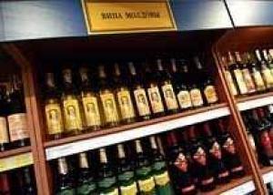 Молдавские вина и коньяки просочились в Россию