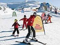 Австрийский ледник Штубай открывает зимний сезон