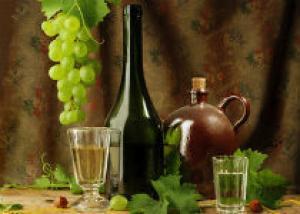 Где, из чего и с кем пить вино