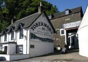Производство шотландского виски на Tobermory Distillery приостановлено из-за засухи