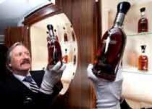 В Лондоне прошла презентация партии виски The Dalmore Paterson Collection стоимостью $1,5 млн.