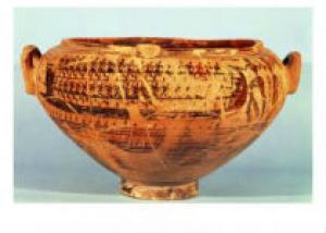В Греции обнаружили вино шести тысяч лет выдержки