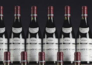 Ящик вина продали за 476 тысяч долларов