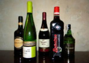 Омич продает коллекцию алкоголя