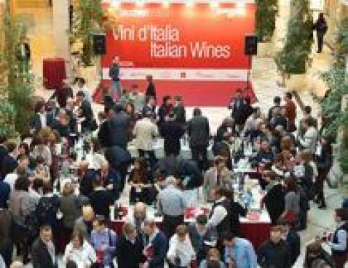 Лучшие вина Италии представит в Москве издательский холдинг Gambero Rosso
