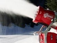 Австрийский ледник Хинтертукс начинает зимний сезон