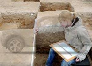 Археологи нашли деревянную долговую расписку