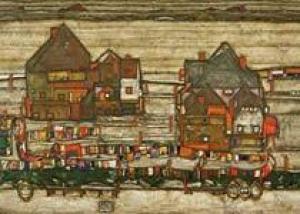 Городской пейзаж Эгона Шиле оценили в 50 миллионов долларов