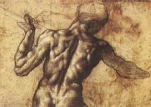 Этюд Микеланджело к `Битве при Кашине` выставили на торги