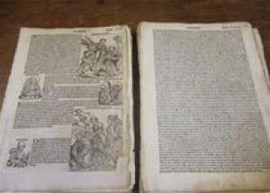 Книгу XV века оценили в 35 тысяч долларов