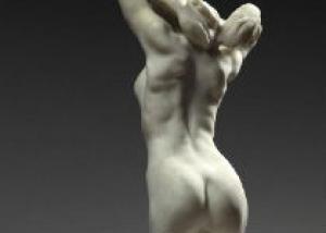 Скульптура Родена продали за 724 тысячи евро