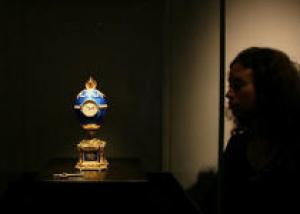 Эксперты из дома Sotheby's начали поиск яйца Фаберже
