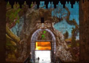 В Иерусалиме закончили реставрацию Дамасских ворот