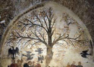Итальянские реставраторы закрасили фаллосы на средневековой фреске