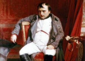 В доме Вальтера Скотта нашли прядь волос Наполеона