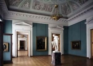 Выставка в Национальном музее Русского искусства