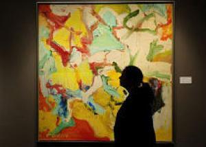 В Нью-Йорке выставят работы Виллема де Кунинга