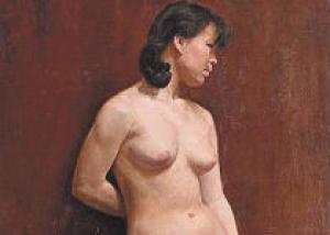Проданную за 11 миллионов картину китайского художника признали подделкой
