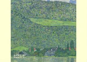 Пейзаж Густава Климта продали на Sotheby