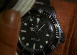 Rolex Джеймса Бонда продали за $242 тысяч
