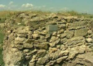 В ходе раскопок была найдена ритуальная табличка времен Второго Храма
