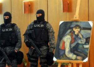 Украденная картина Сезанна возвращена в музей Цюриха