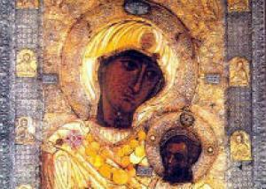 Древний список Иверской иконы вернут в Новодевичий монастырь