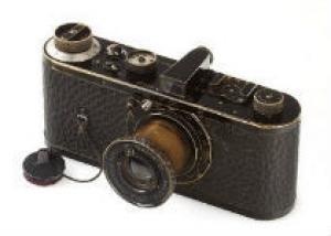 Прототип фотокамеры Leica продали за 2,16 миллиона евро