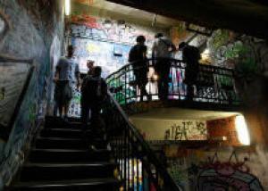 В Берлине закрыли культовый центр современного искусства