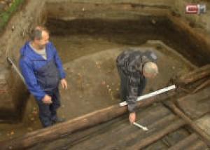Археологи нашли в центре Сургута развалины Кремля