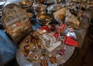 Клад Нарышкиных разделили между музеями