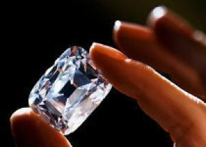 Двадцать один миллион долларов, стоимость прозрачного бриллианта