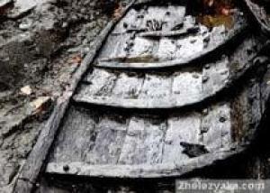 В Дании обнаружили средневековую лодку